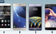 Los 4 mejores Smartphones por menos de 300€