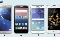 4 smartphones que puedes llevarte por 2€/mes al cambiarte de operador