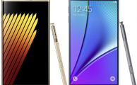 Comparativa Samsung: Galaxy Note 7 vs Galaxy Note 4