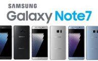 Te contamos todo acerca del nuevo Samsung Galaxy Note 7