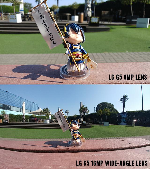 LG G5 photos