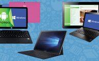 Los 3 mejores Tablets 2 en 1 para comenzar el curso