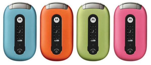 The Motorola Pebl U6
