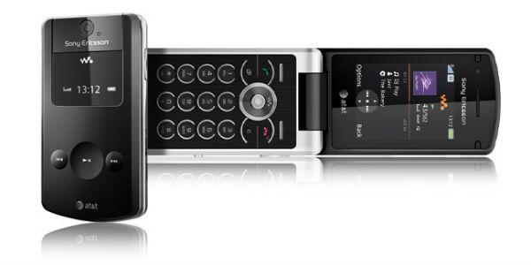 The Sony Ericsson W508