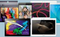 Las 6 tablets con mayor batería