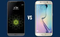 Comparamos LG G5 SE y Samsung Galaxy S6 Edge