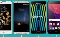 Los 4 smartphones que puedes llevarte gratis este mes