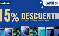 Solo hasta el 22 de diciembre, 15% de descuento en Samsung
