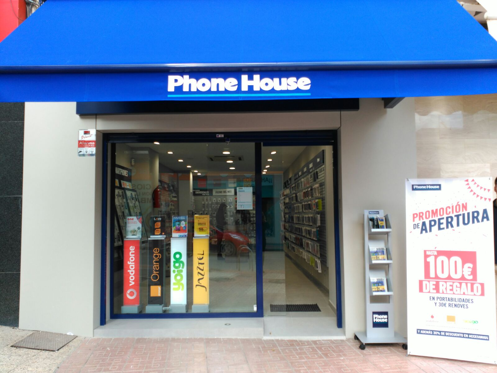 Tienda Phone House Torre-Pacheco.Murcia