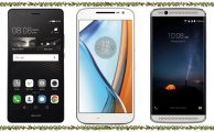 Comparativa Moto G4 VS Huawei P9 Lite VS ZTE Axon 7 Mini