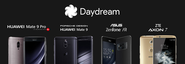 Huawei Daydream CES 2017