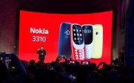 Nokia anuncia su nueva gama incluyendo el nuevo 3310