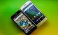 Lenovo anuncia los Moto G5 y G5 Plus