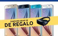 Ven a tu tienda Samsung y llévate unas Samsung Gear VR al comprar un Samsung Galaxy S6