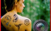 Tattoo Camera, prueba un tatuaje antes de hacértelo
