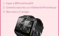Seguimos celebrando San Valentín con nuevo sorteo exprés de 2 smartwatches