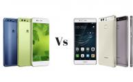 Comparamos el Huawei P9 con el nuevo Huawei P10