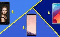 Comparamos los nuevos Huawei P10, Samsung Galaxy S8 y LG G6