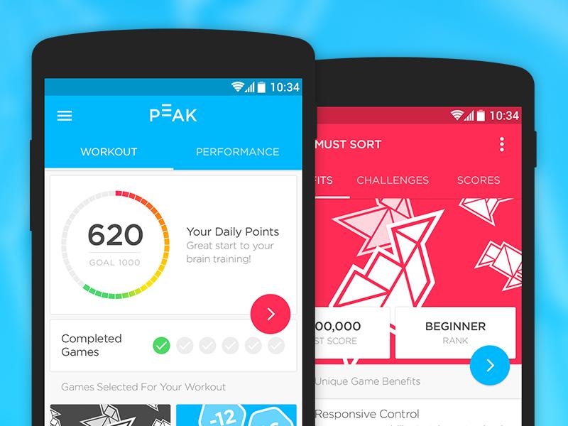 esta aplicacin fue elegida por google como una de las mejores apps de al igual que las anteriores tiene versin gratuita con juegos diarios y la
