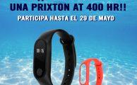 Sorteamos la nueva pulsera Prixton AT400 HR en Facebook