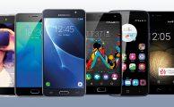 Nuestros smartphones favoritos por menos de 200€