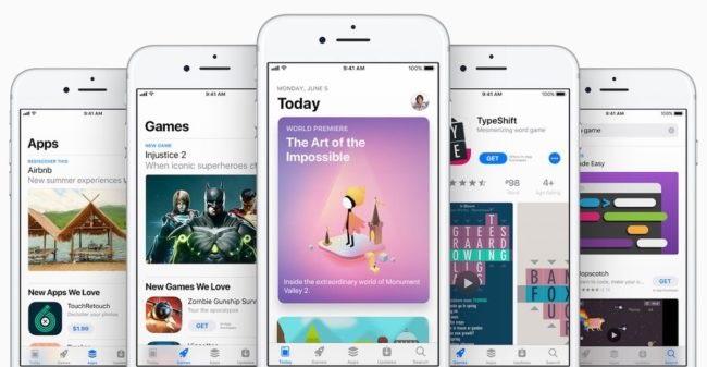 Apple limpia la store para luchar contra el spam