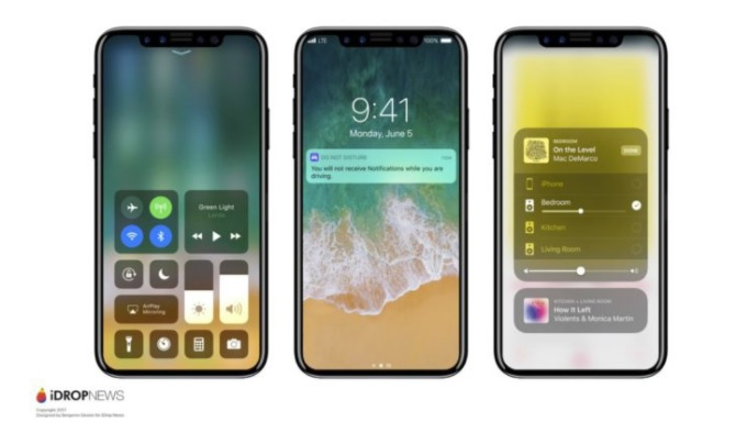 iPhone 8, ¿es este el diseño final del dispositivo de Apple?