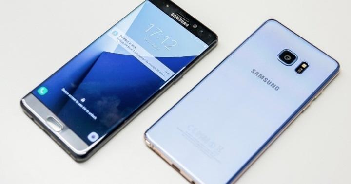 Samsung Galaxy Note 8: desvelada la capacidad de almacenamiento