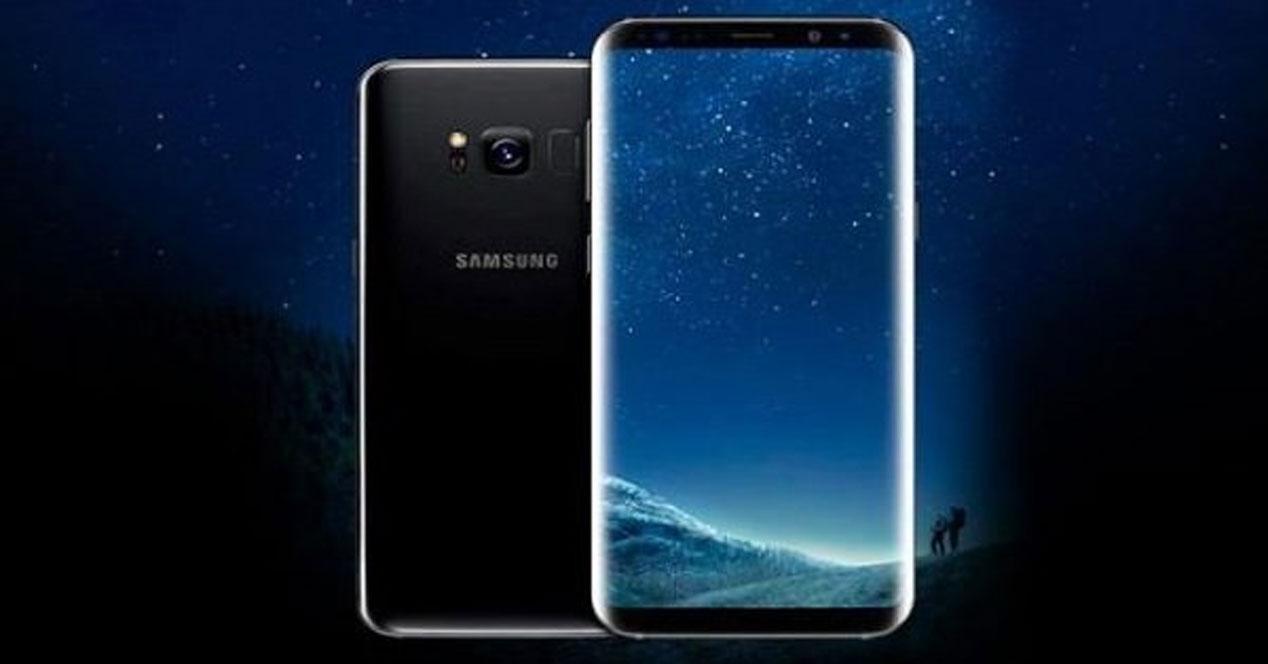 El Samsung Galaxy S8+ recibe una nueva actualización