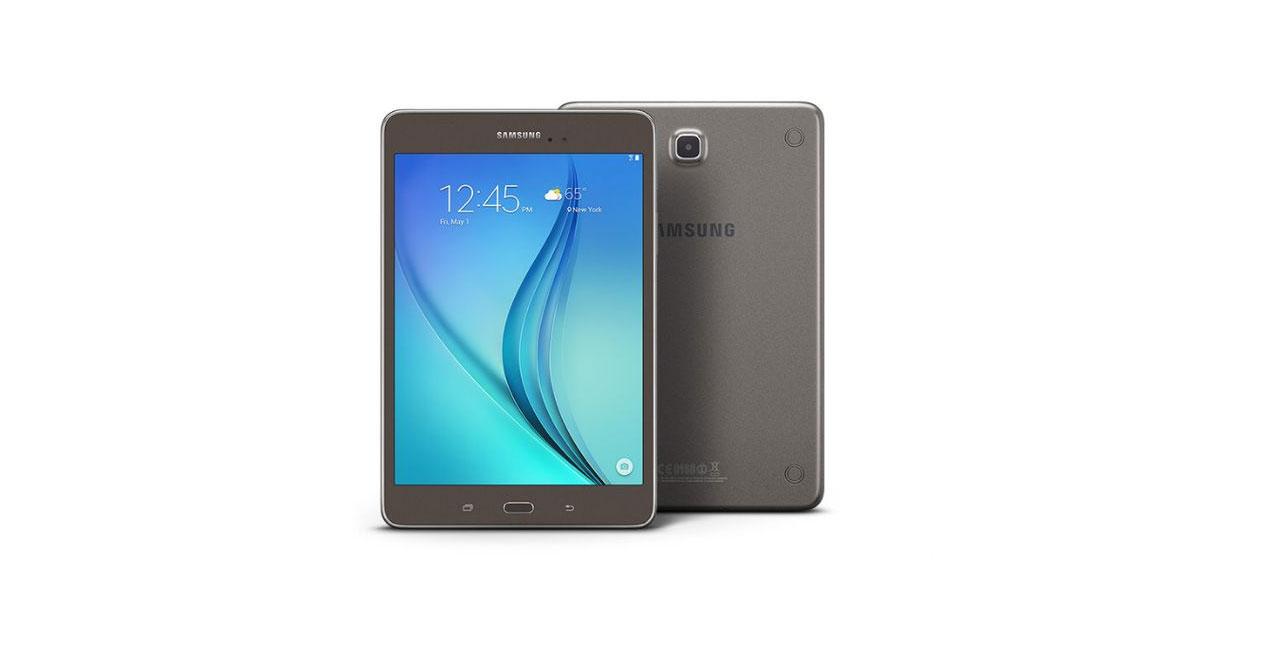 La Galaxy Tab A 8.0 ya es una realidad gracias a una filtración
