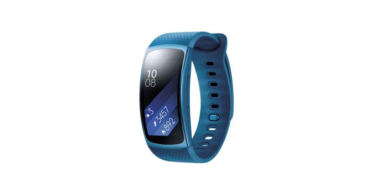 Samsung Gear Fit 2 recibe una importante actualización