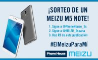 ¡Participa en #ElMeizuParaMí y gana un Meizu M5 Note!
