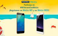 ¡Participa, regalamos un Meizu MX6 y un Meizu M5!