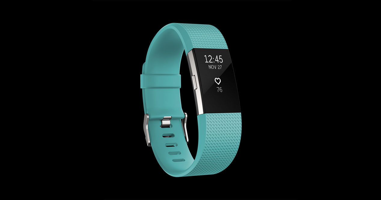 Fitbit Charge 2, un wearable que no debes dejar escapar