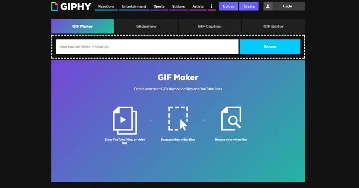¡Ya puedes crear GIFs con el smartphone en Giphy! Te enseñamos