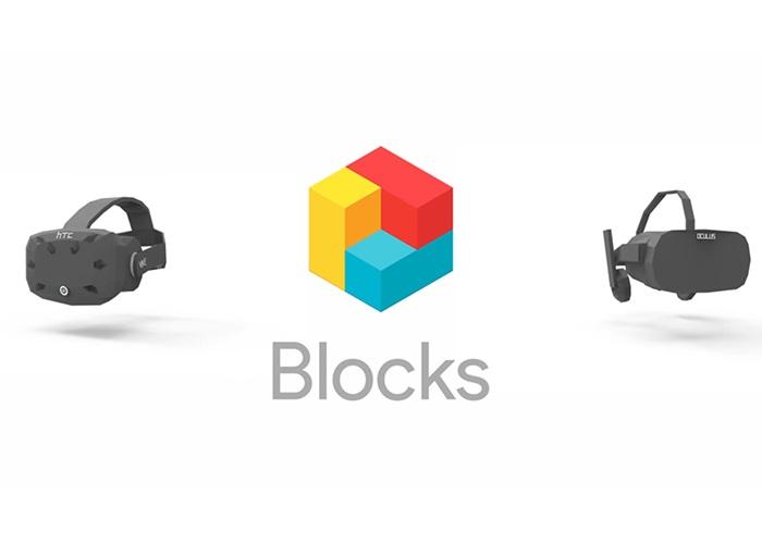 Google lanza Google Blocks para crear objetos de realidad virtual móvil
