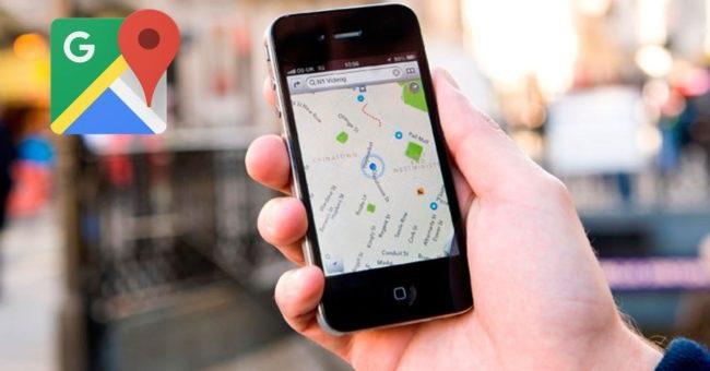 Google Maps también reflejará ahora los límites de velocidad