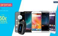 ¡Solo hasta el 31 de julio descuentos de hasta 50€ en smartphones libres ZTE!