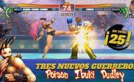 Street Fighter IV llega por fin a terminales iOS