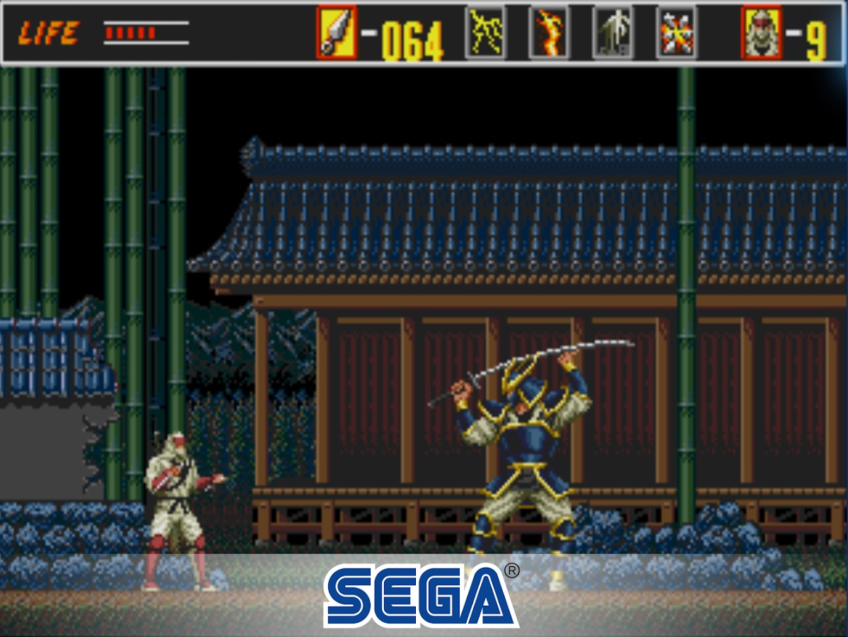 Shinobi y The Elder Scrolls, dos juegazos ya disponibles para smartphones