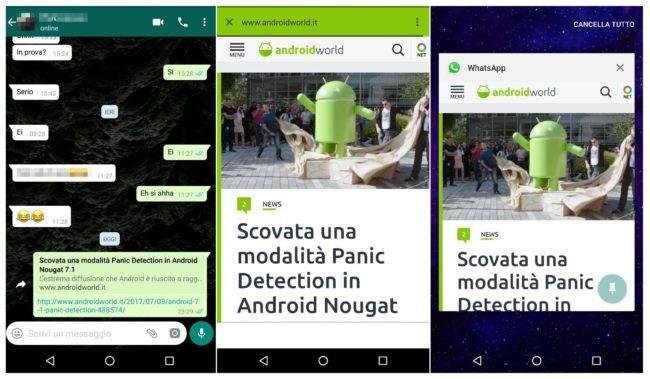 La próxima actualización de WhatsApp dejará navegar por Internet