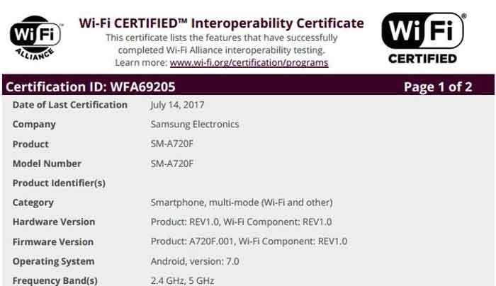 ANDROID 7Android 7 en el Samsung Galaxy A7 (2017) EN EL SAMSUNG GALAXY A7 (2017)