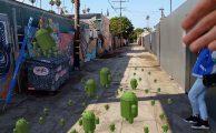 Sorpresa: Google presenta ARCore, realidad aumentada sin sensores