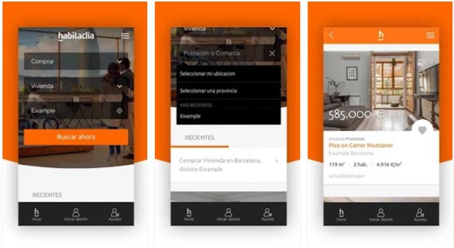 Cuatro aplicaciones para encontrar piso en venta o alquiler blog oficial phone house - Aplicaciones para buscar piso ...