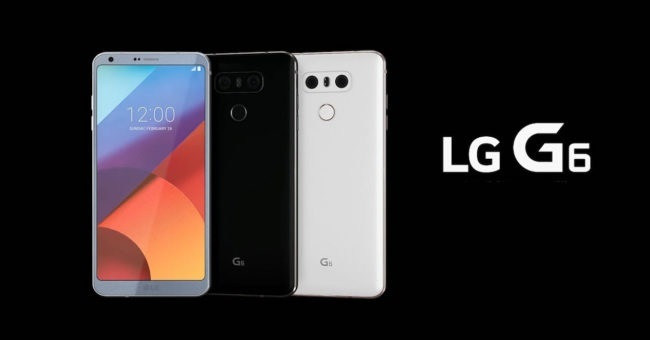 El LG G6 se actualiza con el esperado reconocimiento facial