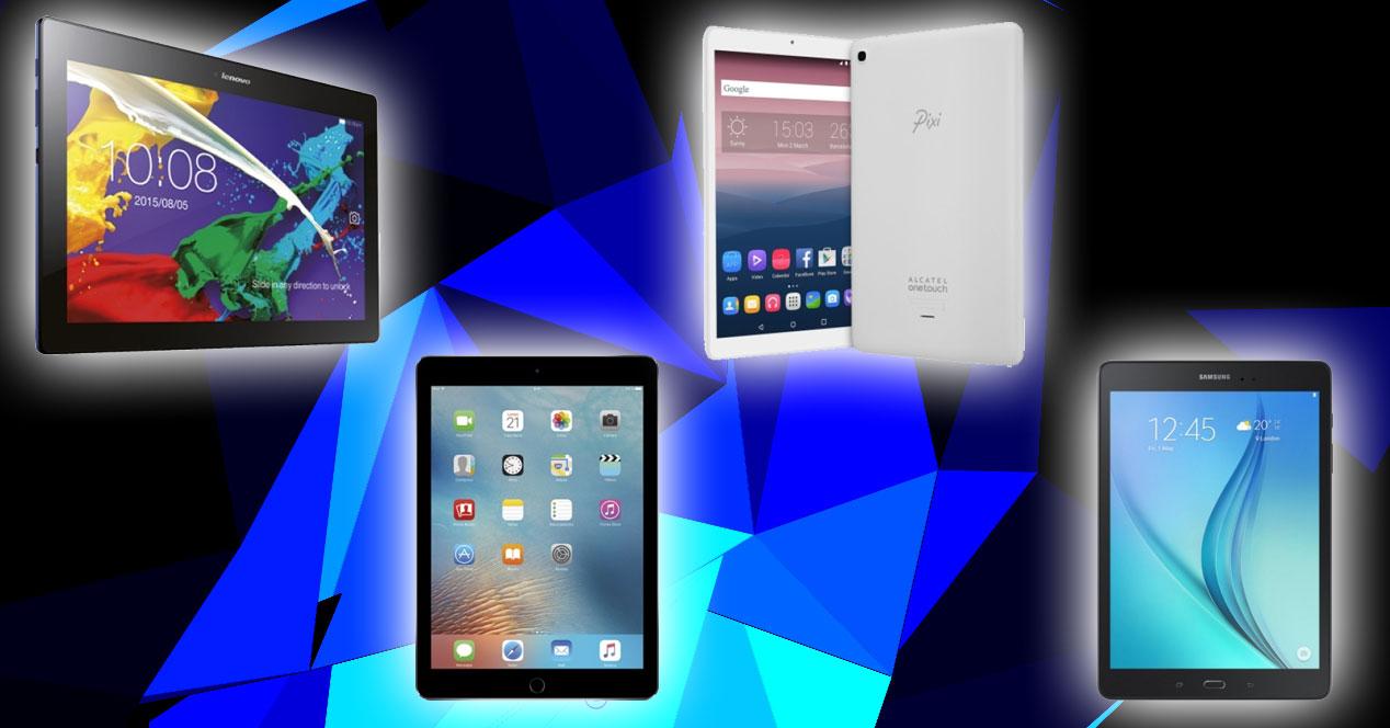 Estas son las cuatro mejores tablets para cuando vayas de viaje