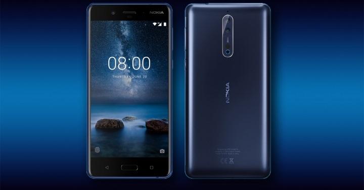 Nokia 8: desvelados todos los detalles y características finales