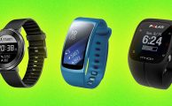 Comparativa: Huawei Fit vs. Samsung Gear Fit 2 vs. Polar M400