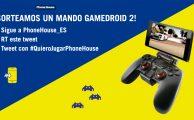 ¡Participa en #QuieroJugarPhoneHouse y gana un mando GameDroid 2!