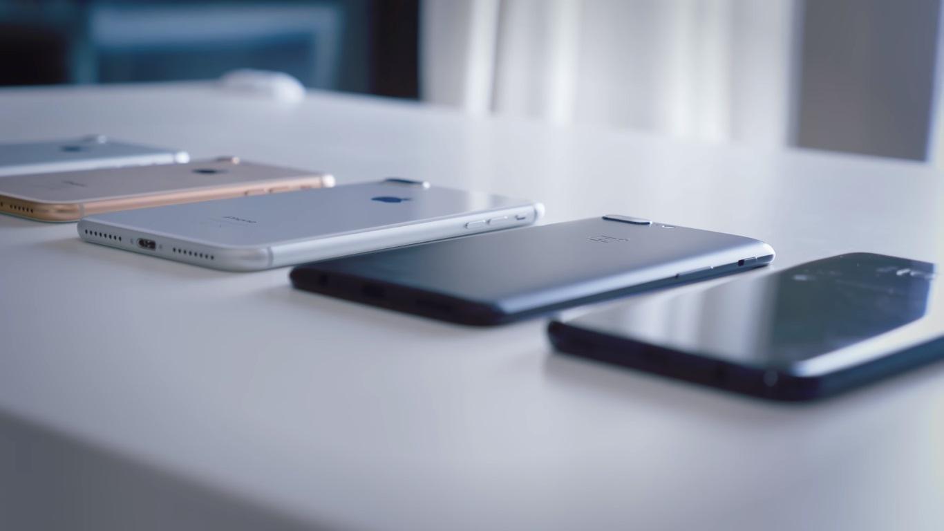 Samsung Galaxy S8+ o iPhone 8 Plus, ¿qué móvil tiene mejor carga rápida?
